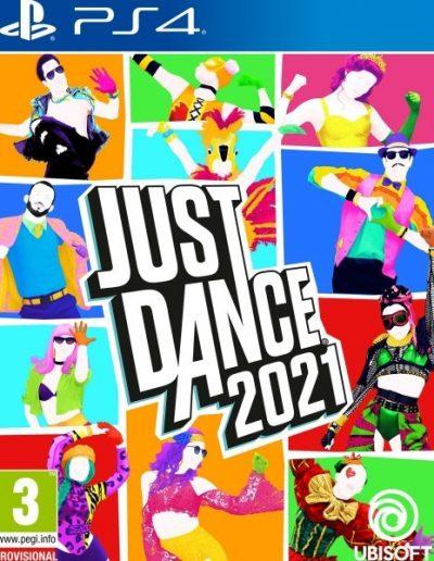 Just Dance 2021 обложка